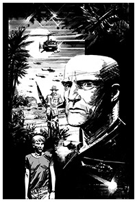 Apocalypse Now fanart by Sean Murphy