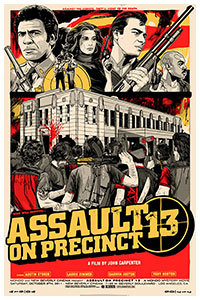 Assault on Precinct 13 By Tyler Stout