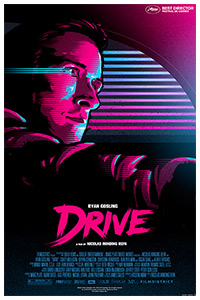 Drive poster by James White