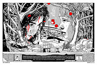 Let The Right One In poster by Tyler Stout