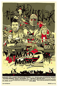 Mad Max 2 by Tyler Stout