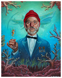 The Life Aquatic with Steve Zissou by Allison Reimold